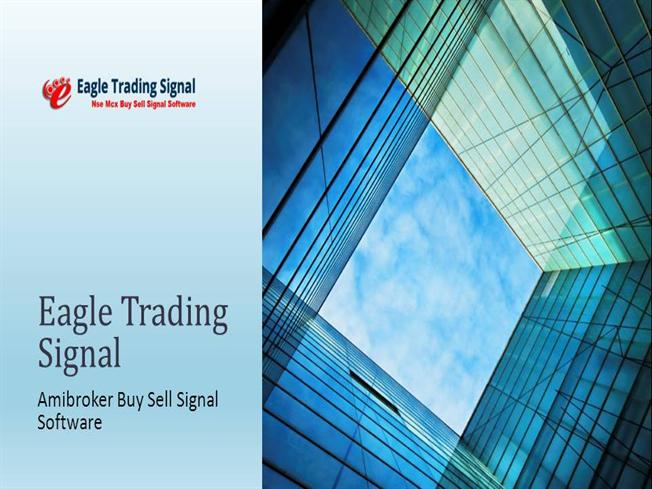 Amibroker Buy Sell Signal Software in India