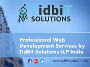 Cheap Php web Development Company in India  – Tidbit Solutions