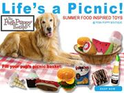 Fill Your Pup's Picnic Basket  With Posh Puppy Boutique