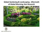 North American Gardening Market Research Report - Ken Research