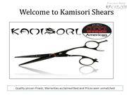 Choosing Sharp Haircutting Scissors to Get a Smart Look