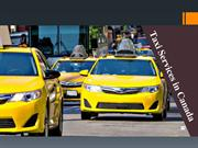 Taxi Services in Canada