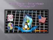 USA VPS Server – Onlive Infotech Technology LLP