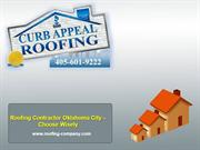 Roofing Contractor Oklahoma City – Choose Wisely