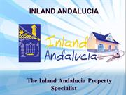 Inland Andalucia – Real Estate Specialists