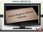 Akick - Registry Cleaner Software | PC Optimizer Software | PC Booster