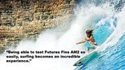 Futures Fins AM2 5-Fin Set