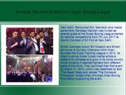 Sandeep Marwah Invited For Super Boxing League