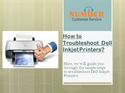 How to Troubleshoot  Dell Inkjet Printers