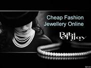 Online Fashion Jewellery For Wedding & Party in Cheap Price