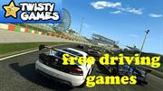 free driving games