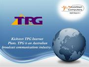 TPG Internet - Examine Your Internet Services