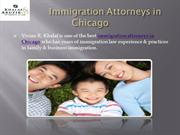 Immigration Attorneys in Chicago