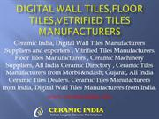 Digital Wall Tiles,Floor Tiles,Vitrified Tiles,Sanitary ware