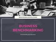A Modern Approach to Business Benchmarking