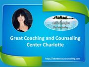 Find the great life coaching Center in Charlotte