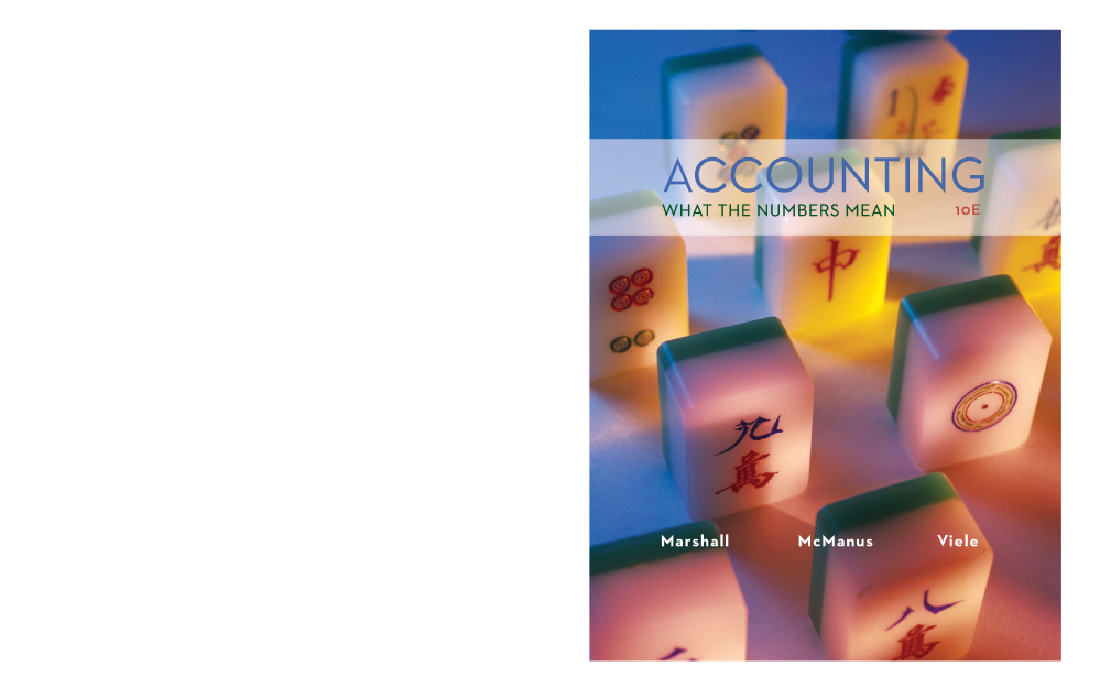 Accounting what the numbers mean 10e by marshall mcmanus and viele accounting what the numbers mean 10e by marshall mcmanus and viele fandeluxe Choice Image