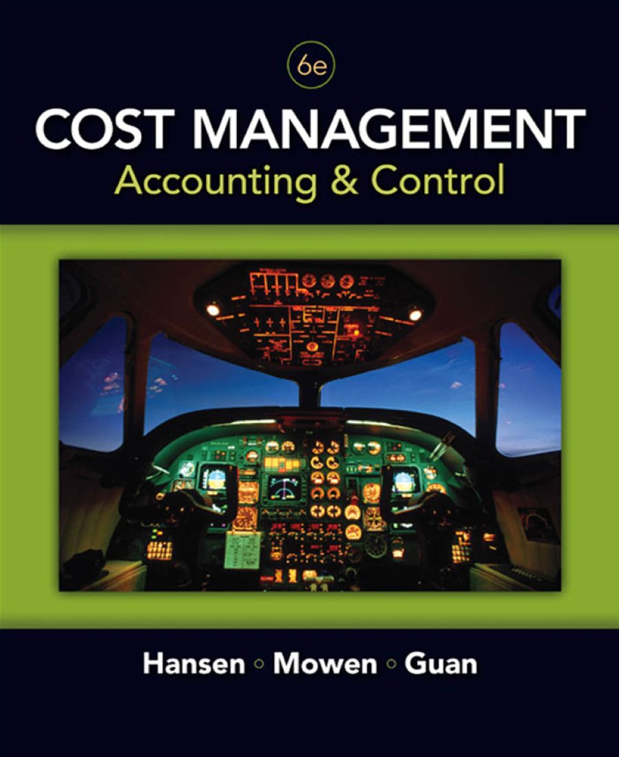managerial accounting chapter 2 hansen mowen 1-16 of 164 results for managerial accounting hansen mowen did you mean: managerial accounting hansen men cornerstones of managerial accounting (cornerstones series) jan 1, 2013 by maryanne m mowen and don r hansen hardcover $1200 $ 12 00 to rent.