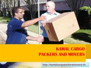 Packers and Movers in thane-Kamal Cargo packers and movers