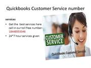 QuickBooks customer service Number 18448553346 Support Phone Number