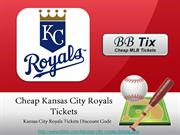 Cheap Kansas City Royals Tickets