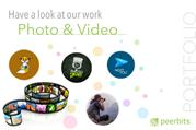 Develop Best of photo and video apps with Peerbits