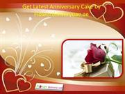Get Latest Anniversary Cake by Flowerdeliveryuae.ae