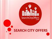 Complete Information About Search City Offers