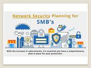 7 Network Security Planning for SMB's