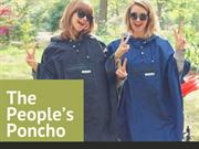 Get The Best Cycling Raincoat At The People's Poncho