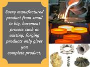 Leading Supplier of Quality Castings