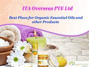 Best Place for Organic Essential Oils and other Products