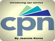 CPN and Credit Repair by Jeannie Kerns