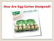 How Are Egg Carton Designed