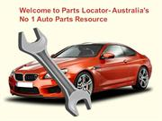 Parts Locator - The Australia's No 1 Auto Parts Resource