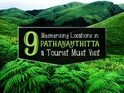 9 Mesmerising Locations in Pathanamthitta a Tourist Must Visit