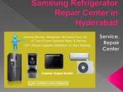 Samsung Refrigerator Repair Center  Hyderabad