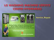 LG Washing Machine Service Center Hyderabad1