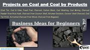 Projects on Coal and Coal by Products