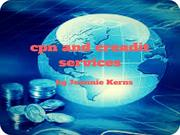 cpn and creadit services by Jeannie Kerns