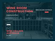 The Steps You Need to Follow for Wine Room Construction
