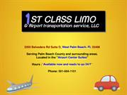 Limo Service And Limousine Service West Palm Beach FL