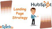 Checklist of Questions for the structure of Landing Page in HubSpot