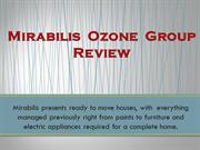 Mirabilis Ozone Group Review
