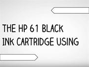 How To Refill HP 61XL Black Ink Cartridge