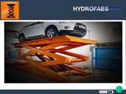 Hydraulic Lift Manufacturers in India