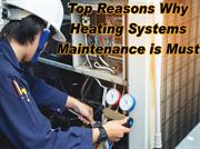 How to tune-up heating system?