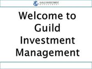 Guild Investment Management