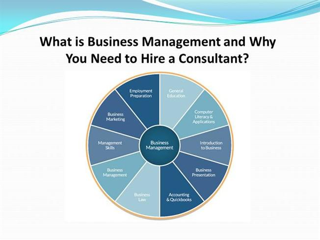 What is Business Management And Why You Need to Hire a Consultant