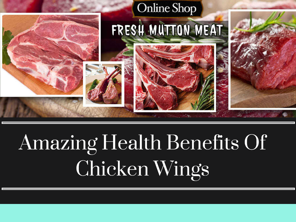Health Benefits Of Chicken Wings Authorstream Diagram Showing All The Muscles In A Wing Related Presentations